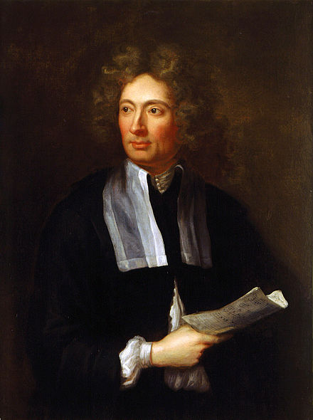 This image has an empty alt attribute; its file name is Arcangelo_Corelli_portrait_by_Hugh_Howard_1697.jpg