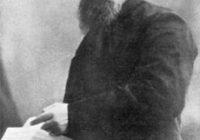 Black and White photograph of Amilcare Ponchielli