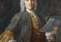 Coloured portrait of Domenico Scarla