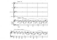 Gabriel Faure Sheet Music Faure: Op.11: Cantique de Jean Racine
