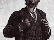Black & White image of Vittorio Monti dressed smartly