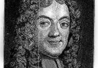 Black & White Portrait of Jean-Joseph Mouret